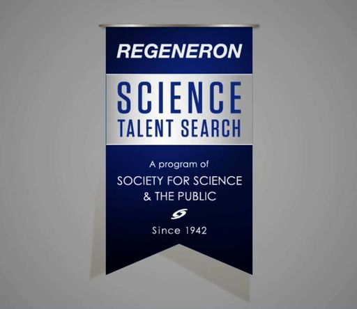 Regeneron Science Talent Search Digital Badges