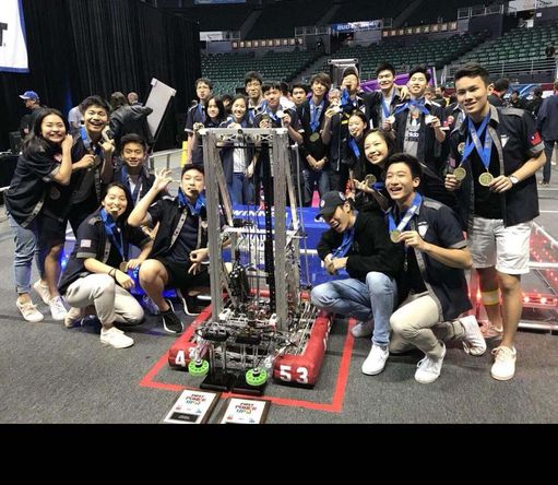 TAS FRC Advances to World Championship