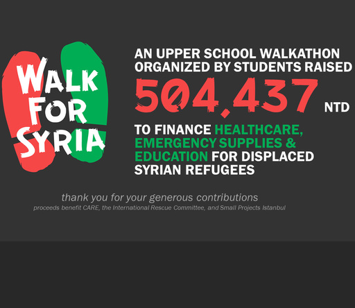 Walk for Syria Fundraiser