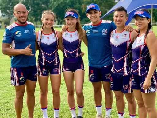 Students and Staff Represent TAS at the 2019 Touch Rugby World Cup